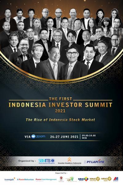 Lo Kheng Hong dan Hary Tanoe Jadi Pembicara di Indonesia Investor Summit 2021, Daftar Sekarang Yuk!