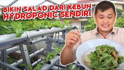 Resep Caesar Salad Segar ala Chef Eric Herjanto!
