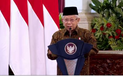 Wapres Sebut Seluruh Wilayah Indonesia Terjangkau Internet 2023