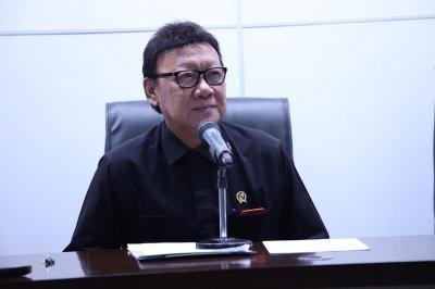Tjahjo Kumolo Pastikan Tak Ada Lockdown Kantor Pemerintahan