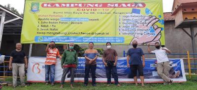 Pemerintah Pusat Dorong Distribusi Anggaran untuk Posko Covid-19 Desa dan Kelurahan