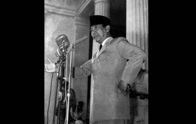 Daftar Hal yang Disukai Presiden Soekarno, dari Durian hingga Film Amerika