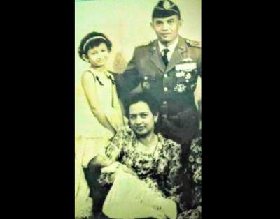 Yanti Nasution, Putri Sulung Jenderal  Purn  AH Nasution Wafat karena Sakit Ginjal