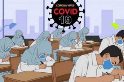 Kasus Covid-19 Melonjak, Sekolah Tatap Muka di Tangsel Terancam Batal