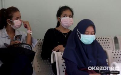 DKI Jakarta Laporkan 4.737 Kasus Covid-19 Hari Ini, Positivity Rate Capai 21,8%