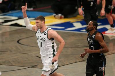 Hasil Semifinal Playoff NBA 2020-2021: Milwaukee Bucks Paksa Brooklyn Nets Mainkan Gim Ketujuh