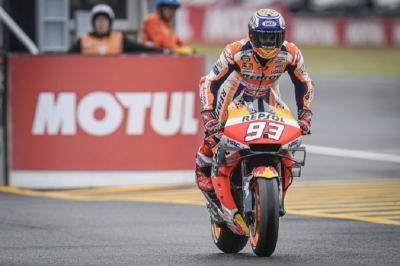 MotoGP Jerman 2021, Quartararo Takkan Biarkan Marc Marquez Leluasa Rajai Sachsenring