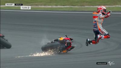 Marc Marquez Sombong Jelang MotoGP Jerman 2021, Kualat Lagi Efek Sindir Valentino Rossi?