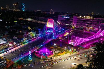 6 Tempat Wisata Romantis di Surabaya, Bikin Kencan Makin Berkesan