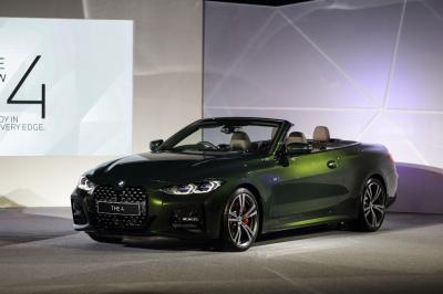 Intip Spesifikasi dan Harga The New 4, Sedan Sport Terbaru BMW