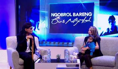 Monica Soraya Hariyanto Ceritakan Keputusan Adopsi 13 Bayi di Ngobrol Bareng Gus Miftah
