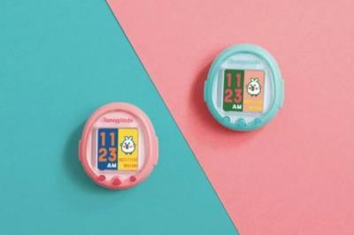 Mainan Tamagotchi Hadir Lagi, Kini Berbentuk Smartwatch