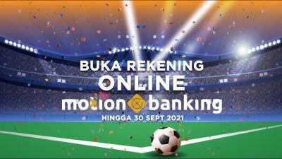 MNC Bank Beri Penawaran Spesial Nonton EURO Dapat Cashback 100% dan Buka Rekening MotionBanking