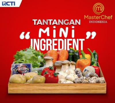 15 Peserta MasterChef Indonesia 8 Ditantang Masak Serba-Mini