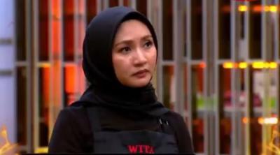 Chicken Cordon Bleu-nya Dibuang Juri, Perjuangan Wita Berakhir di MasterChef Indonesia