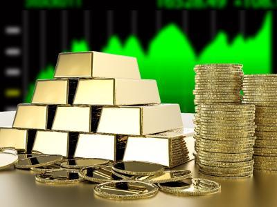 Tertekan Dolar AS, Harga Emas Merosot 5,9%