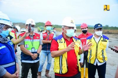 Tambah 2 Kontraktor, Basuki Keroyok Proyek Tol Cisumdawu