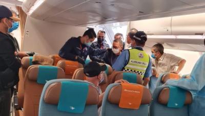 Petugas Imigrasi Singapura Juga Kawal Kepulangan Adelin Lis ke Jakarta