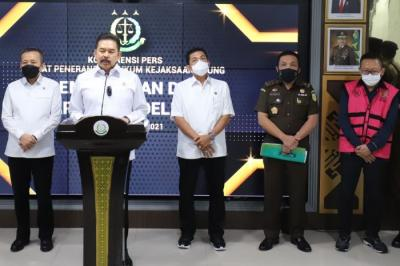 Jaksa Agung: Pemulangan Adelin Lis Kerjasama Pemerintah Indonesia-Singapura
