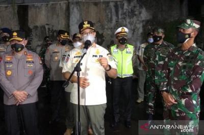 Sidak Kafe di Kemang, Pangdam Jaya : PPKM Mikro Solusi Akhiri Pandemi Covid-19