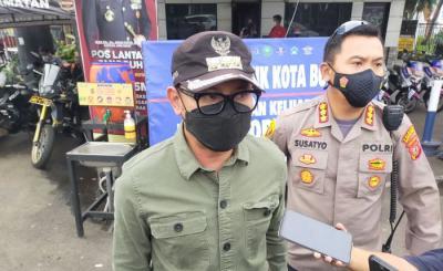Antusias Warga Bogor untuk Divaksin, 5.000 Kuota Habis Dalam 30 Menit