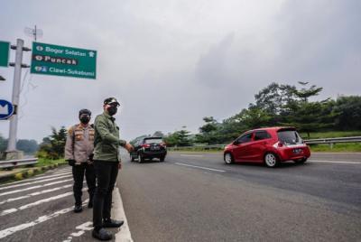 Ganjil Genap di Kota Bogor Efektif Kurangi Kerumunan di Akhir Pekan