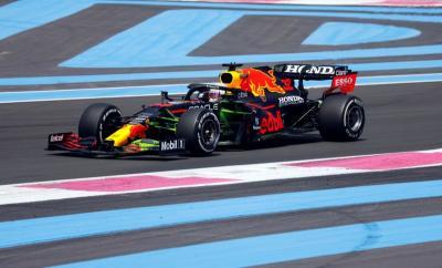 Hasil Latihan Bebas 3 F1 GP Prancis 2021: Verstappen Kembali Jadi yang Tercepat