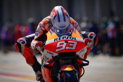 Hasil Kualifikasi MotoGP Jerman 2021: Zarco <i>Pole Position</i>, Marc Marquez dan Valentino Rossi Gagal Bersinar
