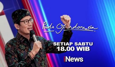 Pembangunan Kawasan Wisata dan Sirkuit di Mandalika Lombok, Selengkapnya di Pride of Indonesia Sabtu Pukul 18.00 WIB