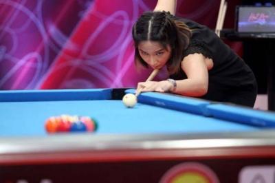 Positif Negatif Turnamen Biliar dengan Handicap