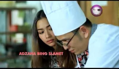 Adzana Bing Slamet Jatuh Cinta pada Koki di FilmTV Premiere GTV