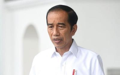 Jokowi : Kita Tak Henti-hentinya Berikhtiar Tekan Laju Covid-19