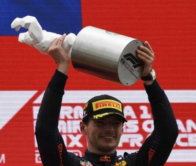 Max Verstappen Juara GP Prancis 2021 Usai Salip Lewis Hamilton