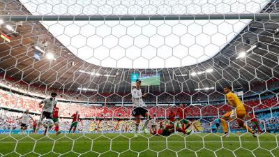 Hasil Piala Eropa 2020: Timnas Jerman Tumbangkan Portugal 4-2