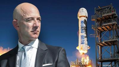 13 Ribu Orang Tanda Tangani Petisi Tolak Jeff Bezos Pulang ke Bumi Usai Perjalanan Luar Angkasa