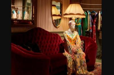 Gucci Bakal Rilis Koleksi Perayaan 1 Abad di Milan Fashion Week