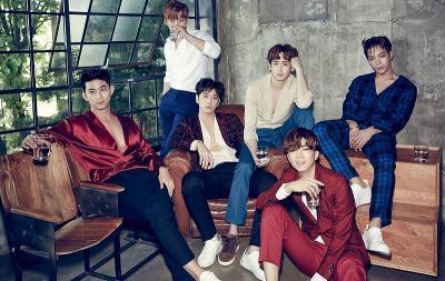 2PM Gelar Comeback Show di Hari Perilisan 'MUST'