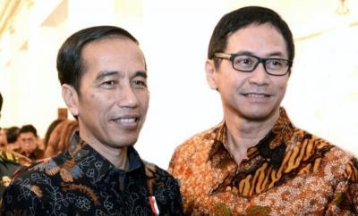 Jokowi Ultah Ke-60, Addie MS Berikan Ucapan Manis