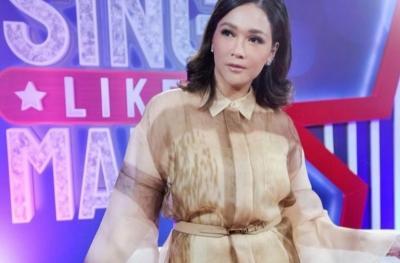 Maia Ditantang Cium Pipi Mulan Jameela, Apa Jawabannya?
