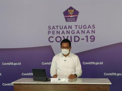 Jokowi Ulang Tahun, Jubir Satgas Covid-19 Beri Surat Permintaan Maaf
