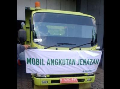 Viral Truk Pengangkut Jenazah, DKI Jakarta Catatkan Angka Kematian Tertinggi