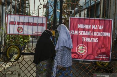 10 RT di Jakarta Zona Merah Covid-19, Berikut Daftarnya