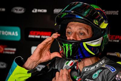 Beda Nasib dengan Marquez, Valentino Rossi Padahal Berharap Banyak di Sachsenring