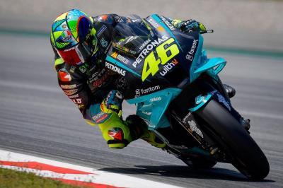 Finis di Belakang Lagi, Valentino Rossi Kambing Hitamkan Motor Yamaha