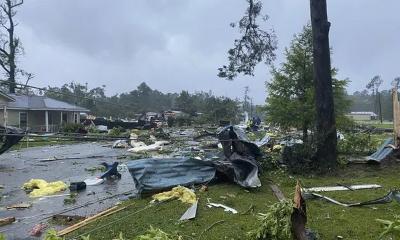 Badai Tropis Jalanan, Tewaskan 9 Anak di Alabama