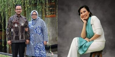 5 Potret Istri Gubernur DKI Jakarta dari Masa ke Masa