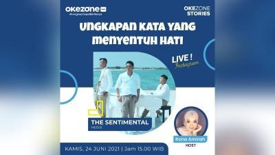 Cerita Pika Iskandar, Dudy Oris dan Pramuditto Bentuk The Sentimental Band