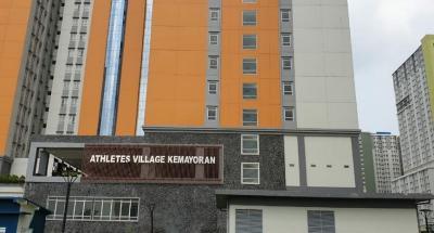 4 Tower RSDC-19 Wisma Atlet Kemayoran Hampir Penuh