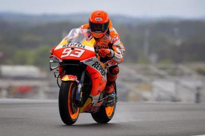 Marc Marquez Akhiri Keterpurukan di MotoGP 2021, sang Adik Ikut Senang