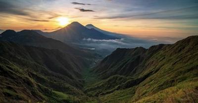 Gunung Bismo, Spot Pendakian Asri di Wonosobo